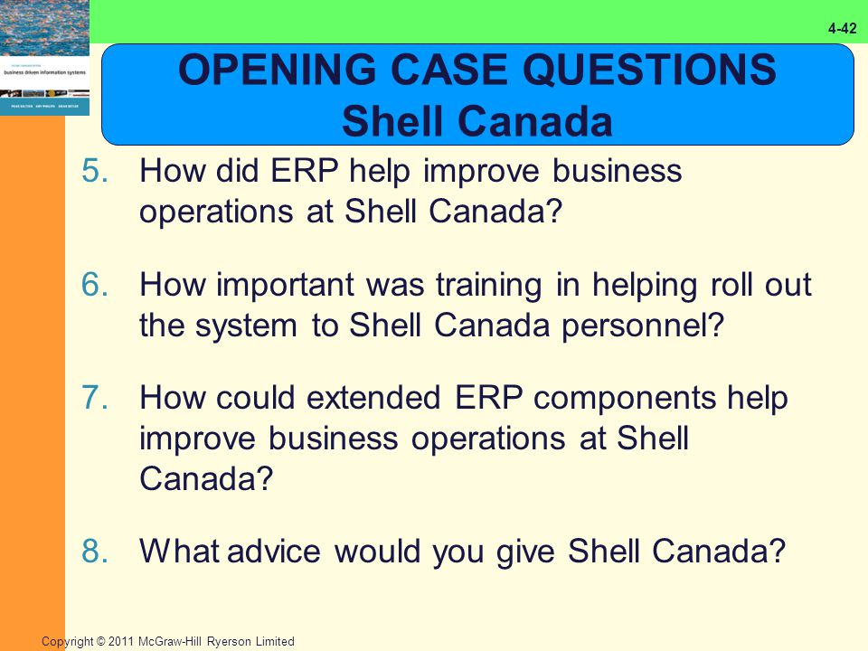 1 how did erp help improve business operations at shell How did erp help improve business operations at shell use the order calculator below and get started contact our live support team for any assistance or inquiry.