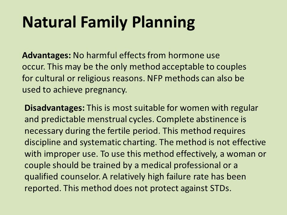 how to become a family planning counselor
