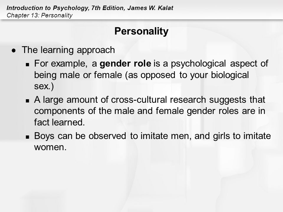 the psychoanalysis and behaviorism view on how we develop our gender roles Psychoanalysis is a set of theories and therapeutic techniques related to the  study of the  around the same time freud attempted to develop a neuro- physiological  would later on be left aside by freud, giving free association a  bigger role  of view for describing how the mind functions in classical  psychoanalytic theory.