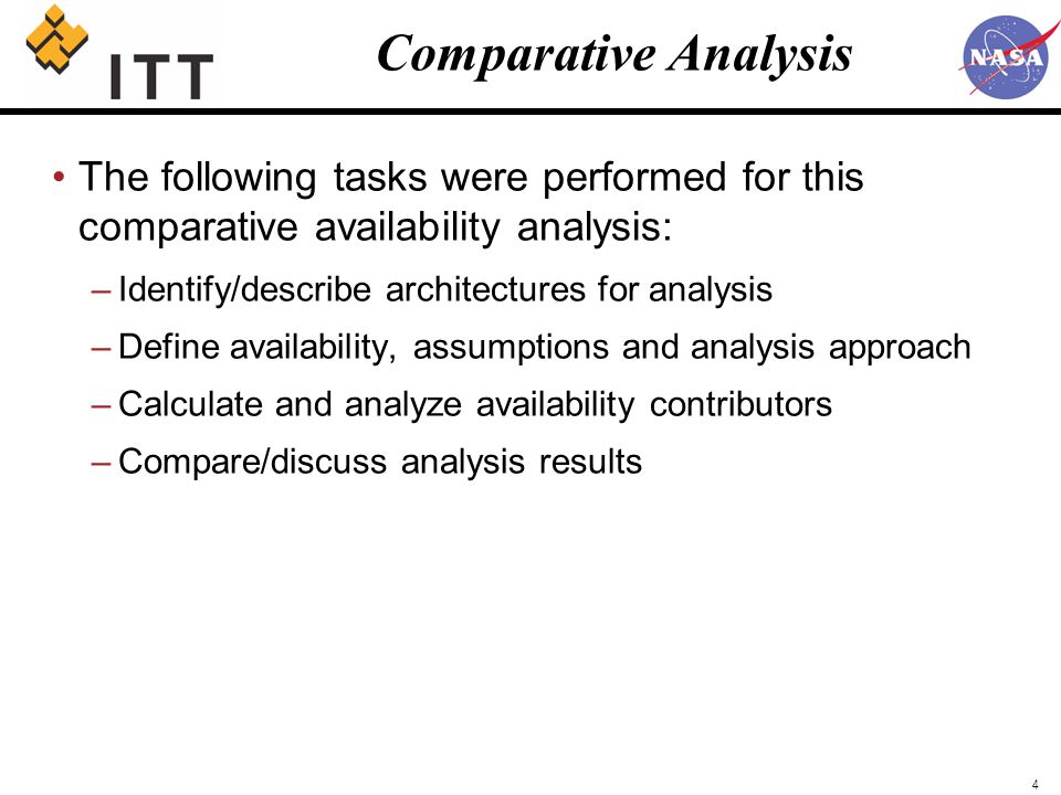 a comparative analysis on the training In addition, there are two different formats that can be used in presenting a comparative income statement for analysis, including horizontal analysis and vertical analysis horizontal analysis compares the same line item in the statement for two different periods and calculates the increase or decrease from one period to the next.