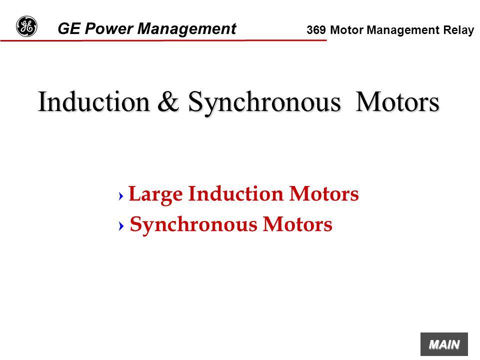G Ge Power Management 369 Motor Management Relay Ppt