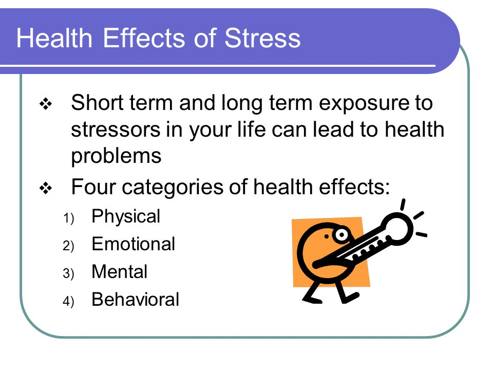 Chapter 9 Managing Stress In Your Life Ppt Video Online