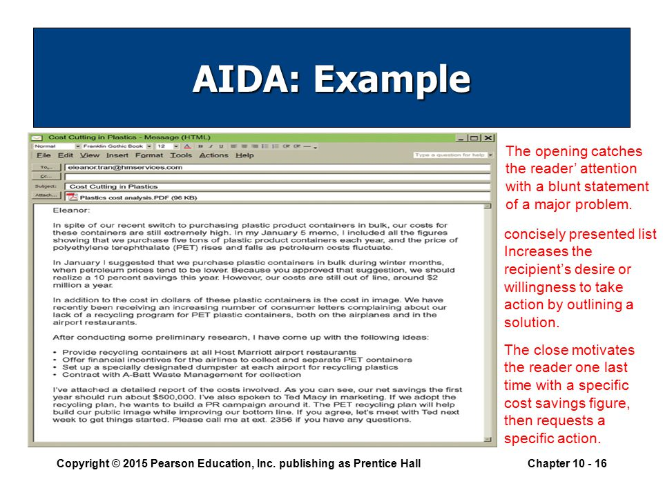 aida model example This article explains the aida model in a practical way after reading you will understand the basics of this powerful marketing tool what is the aida formula the aida model is a.
