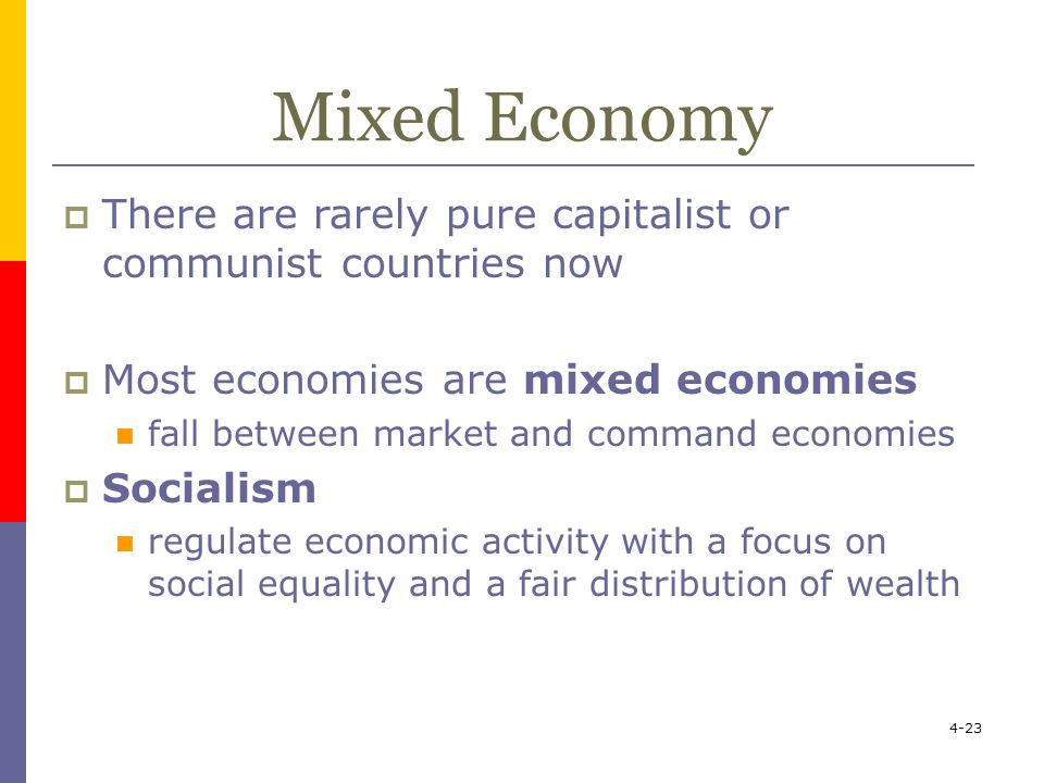 an overview of the economic systems of capitalism and communism