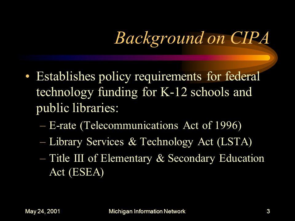 Michigan Information Network