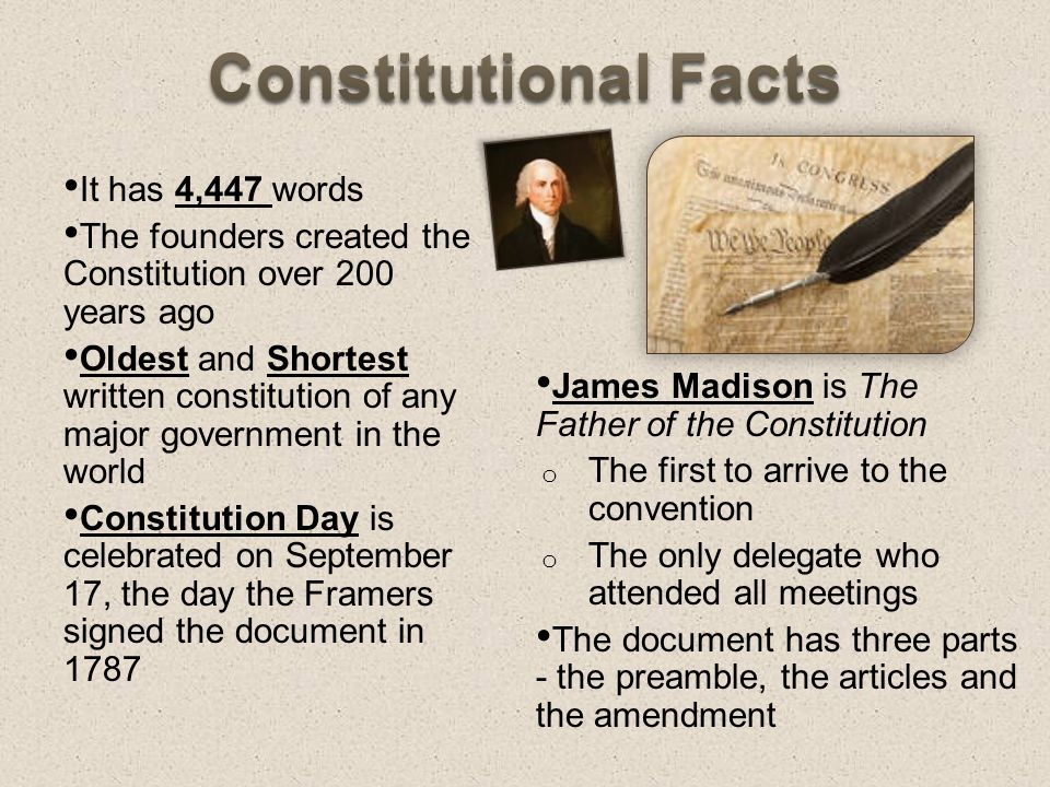 The manipulation and amendments of the constitution by the framers