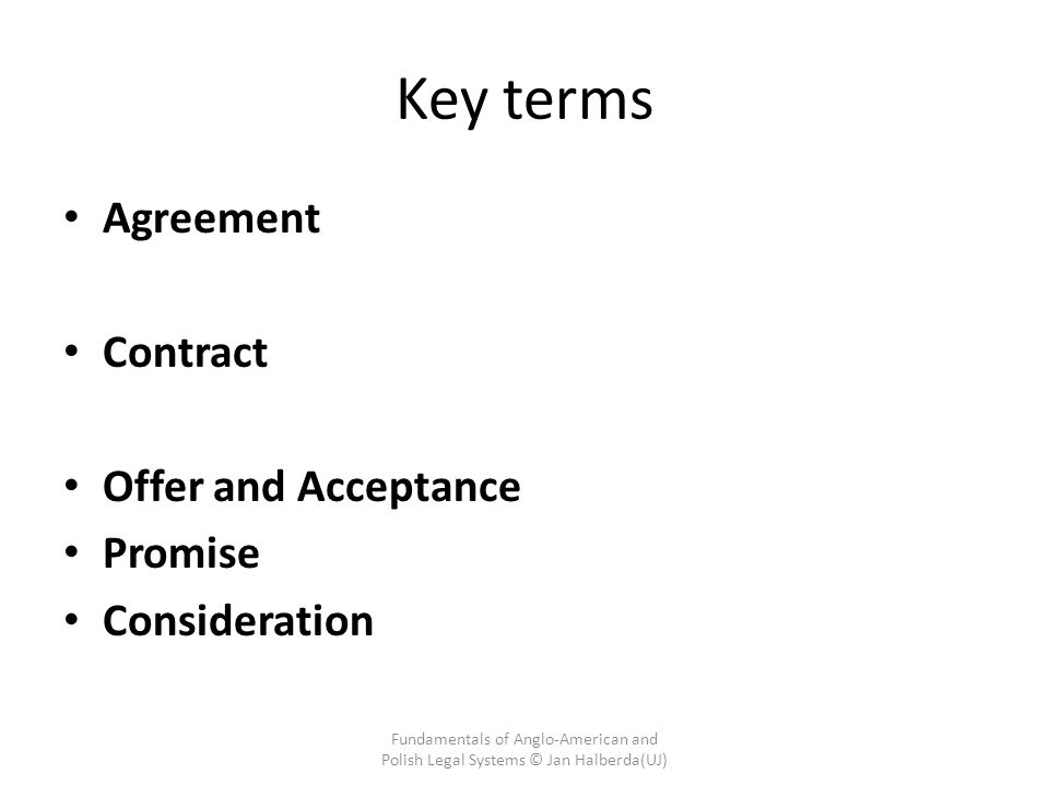 Legal Agreement Contract 4Page 7 Intention To Create Legal – Format for Contract