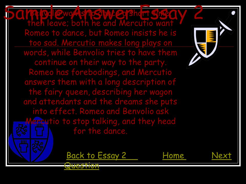 essay on mercutio in romeo and juliet