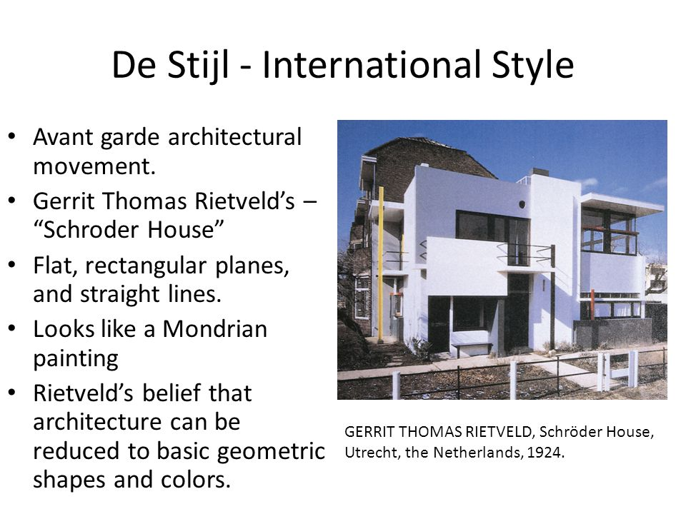 20 th Century Architecture - ppt video online download