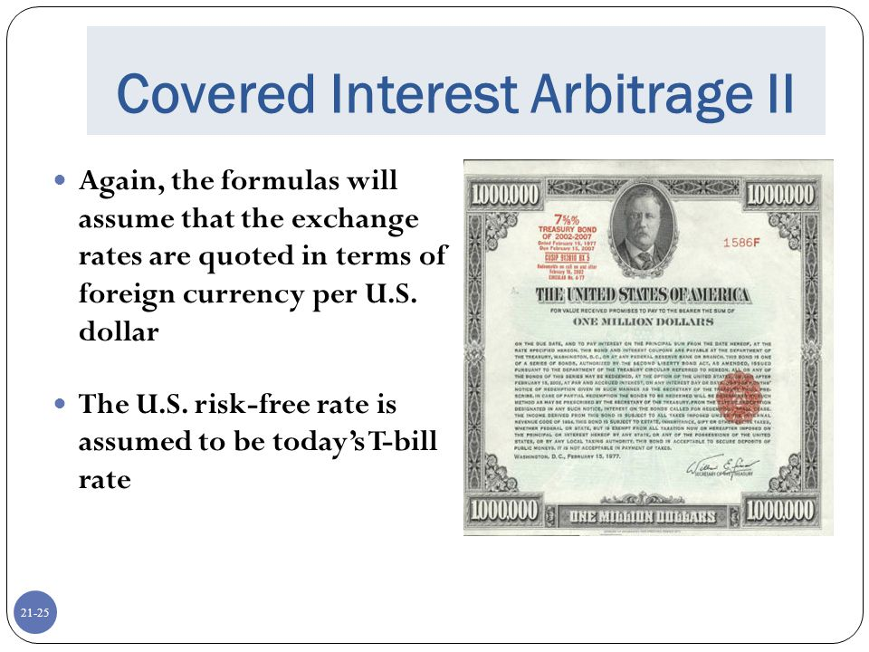 Arbitrage exchange rate - Michael toomim