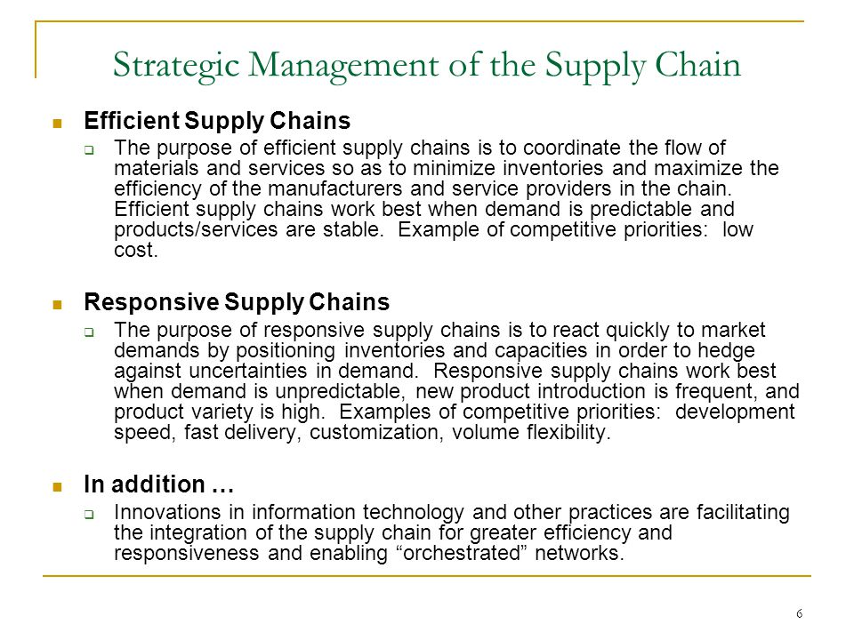How a Demand & Supply Chain Planning software will help your business?