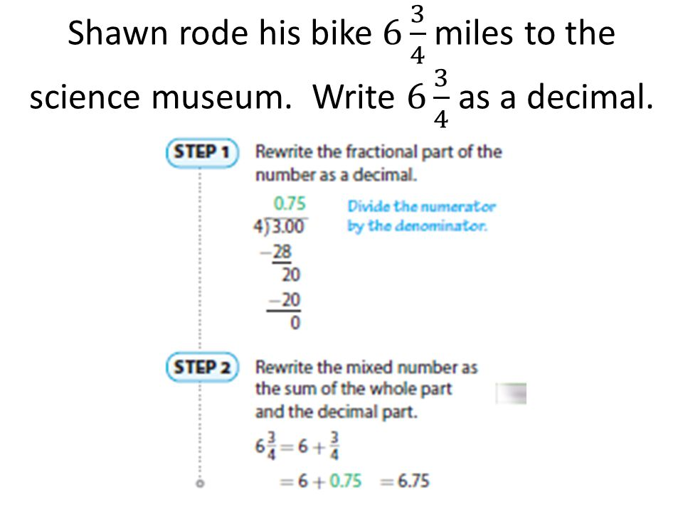 Rational Numbers and Decimals - ppt video online download