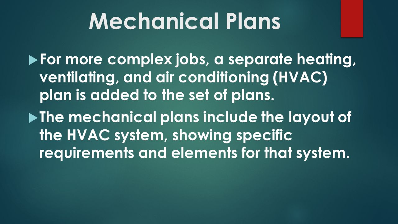 Intro to construction drawings ppt video online download 26 mechanical buycottarizona Images