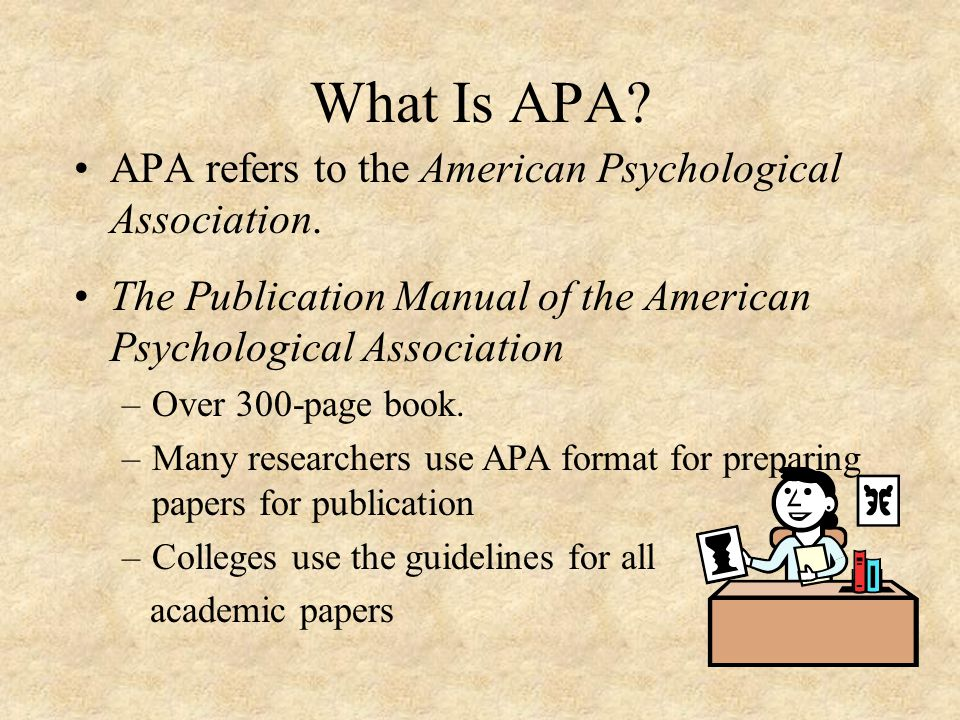 what is an apa paper radiovkm tk