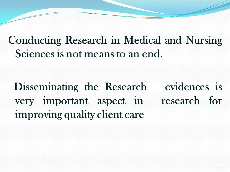 disseminating evidence Transfer evidence-based knowledge into routine or representative practice, and by definition requires involvement and input of the end-user in the amples of dissemination/implementation research click here for details on the recent nih conference.