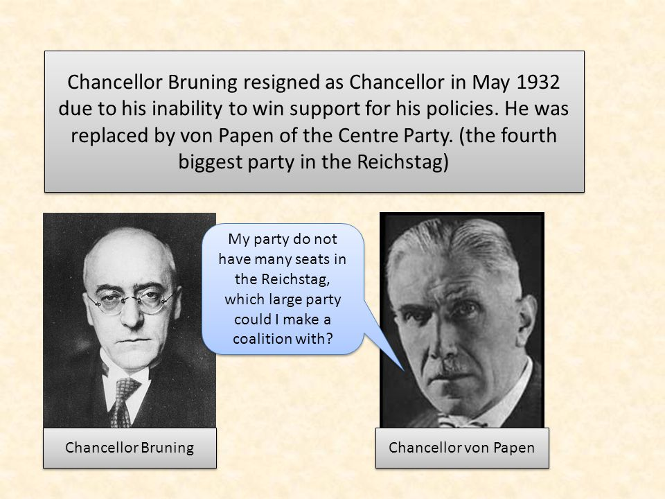 how did hitler become chancellor in Adolf hitler's rise to power began in germany in september 1919 when hitler  joined the  adolf hitler became involved with the fledgling nazi party after the  first  the centre party's heinrich brüning was chancellor from 1930 to 1932.