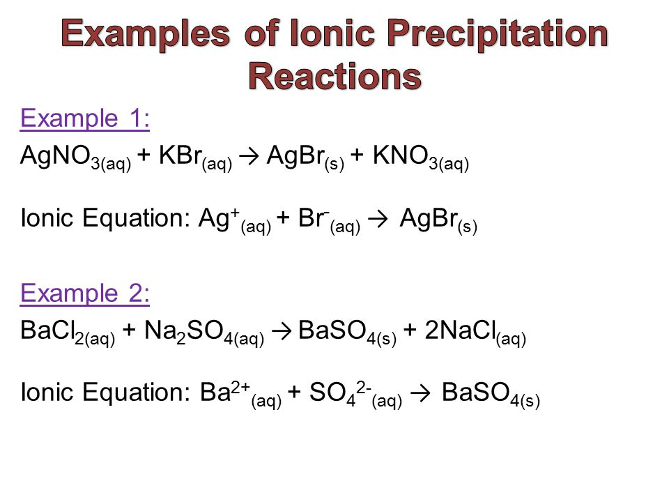 precipitation reactions Haverford college, chemistry 100 pogil exercise on precipitation reactions p 1 precipitation reaction (lab exercise) precipitation is one of the fundamental reaction.