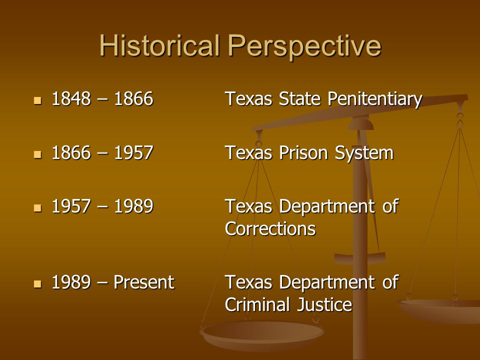 the history and inception of criminal justice incarnation prisons Since women make up such a small proportion of the prison population, i narrow my focus to the mass incarceration of men, specifically the disproportionate representation of black men in american prisons methods: figures 1-5 visualize incarceration trends of american men, ages 15 to 70, on national and state scales from 1920 to 2010.