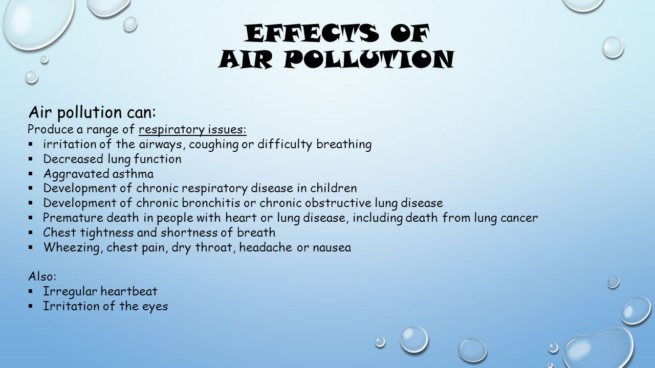 Environmental Pollution Review Articles