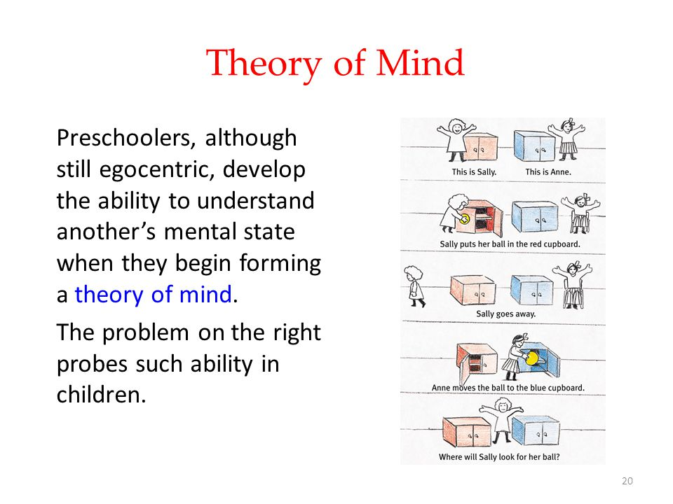 when do children develop a theory of mind A simple map of typical 'theory of mind' development bren49764 loading unsubscribe from bren49764  10 mind blowing child prodigies - duration: 5:10 baboon tv 836,678 views.