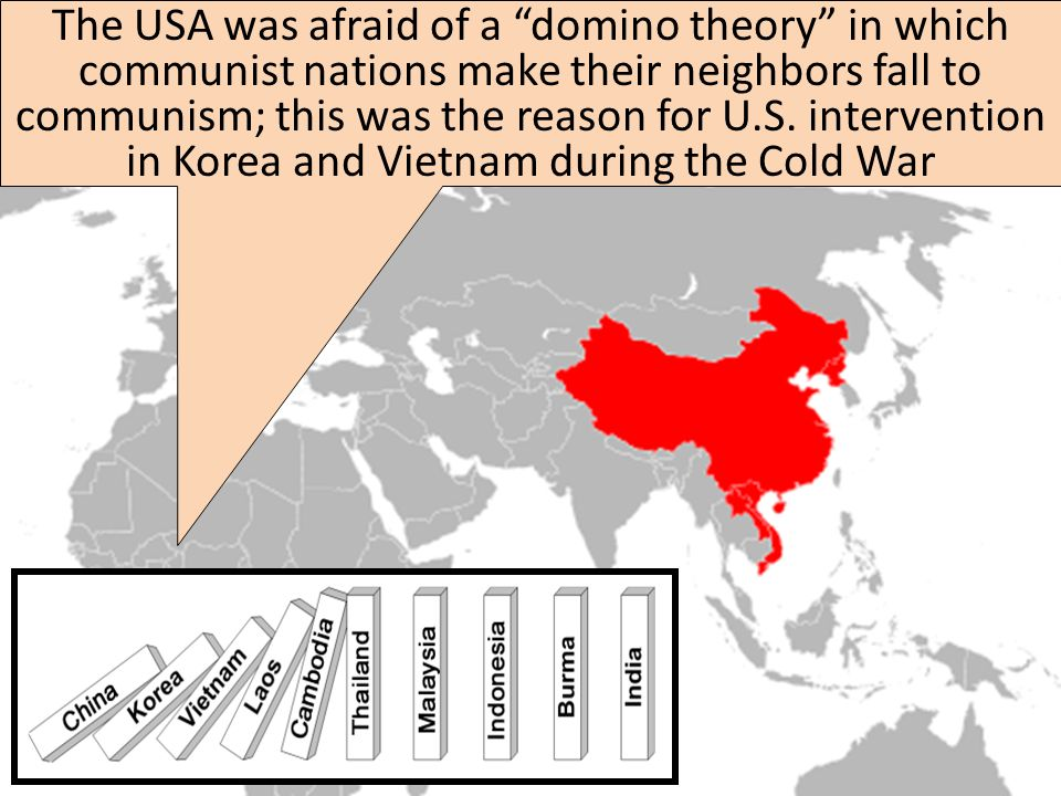 american intervention in vietnam during the cold war - spend 5 minutes googling united fruit and the cold war / latin america etc  latin-american protest against the war  the vietnam war differs from the other crises due to its length which brings in complexities.