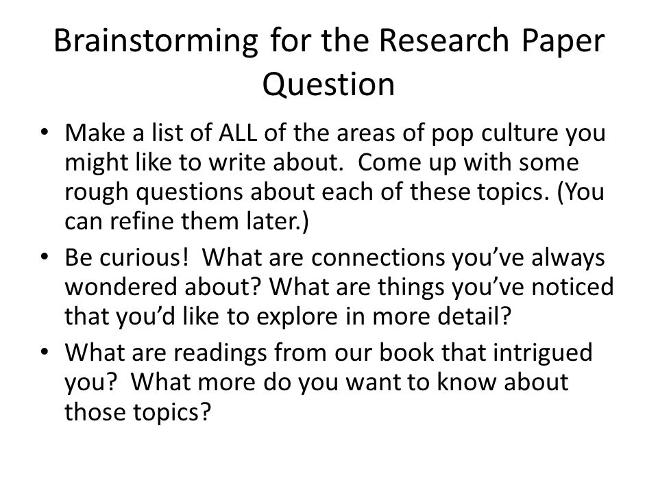 List Of 16 Interesting Essay Topics About Pop Culture