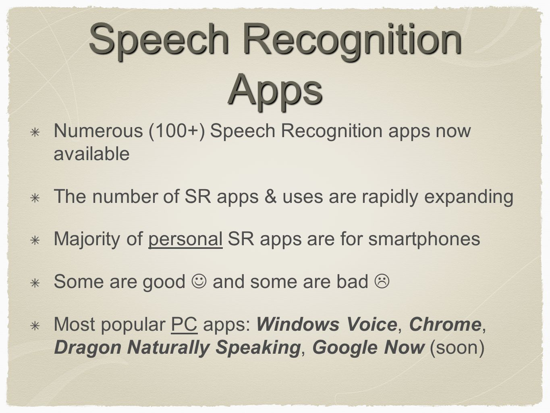 Windows  Speech To Text Vs Dragon Naturally Speaking