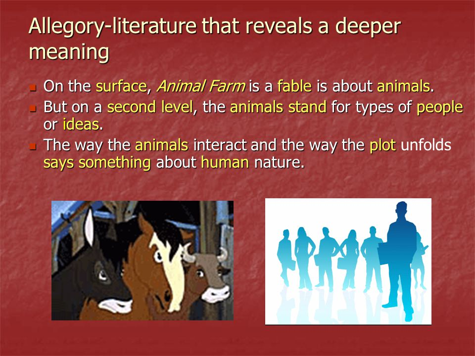 orwells view of human nature in animal farm In 1946, the new republic panned george orwell's 'animal farm'  george  orwell in his critical writings shows imagination and taste his wit is both edged  and human  is this a picture of soviet education  to try to industrialize,  because pastoral simplicity is the condition of equality and cooperation.