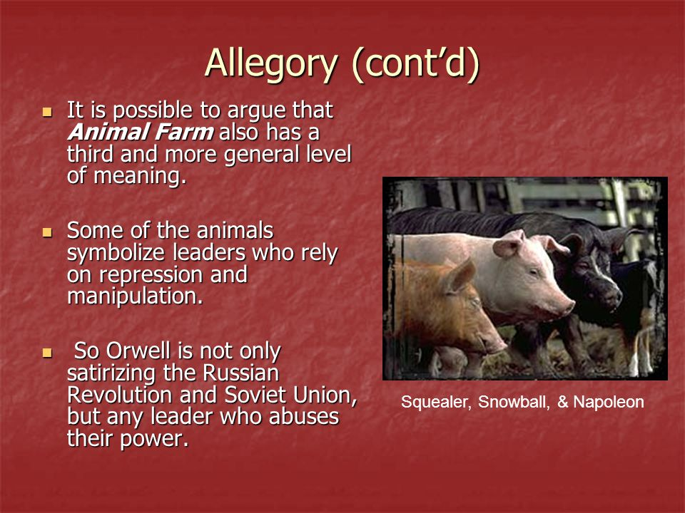 Animal farm and the russian revolution essay
