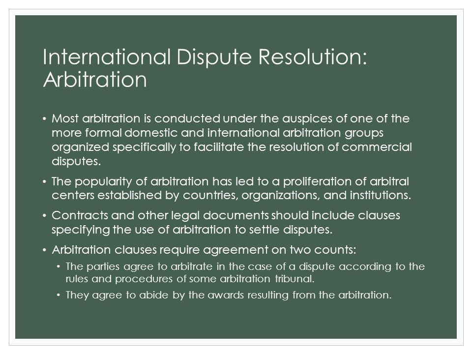 international and domestic arbitration The arbitration rules are those of 2012, as amended in 2017 they are effective as of 1 march 2017 the mediation rules, in force from 2014, reflect modern practice.