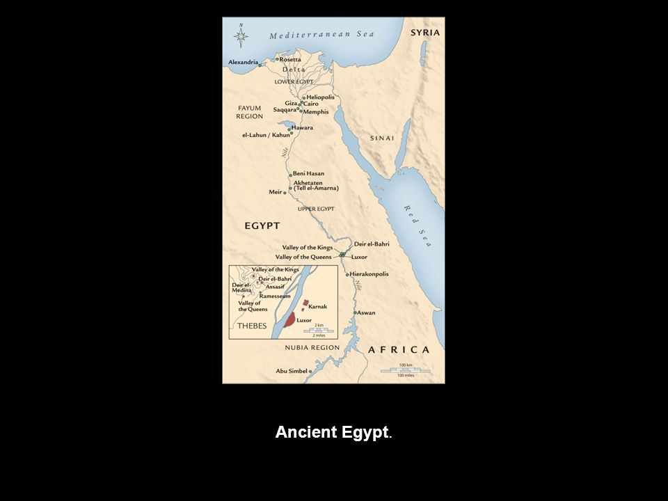 Ancient Egypt.