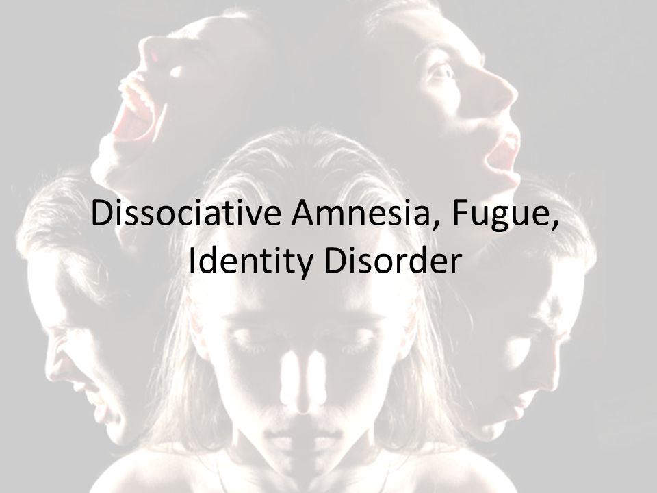 Trauma and Dissociative Disorders explained