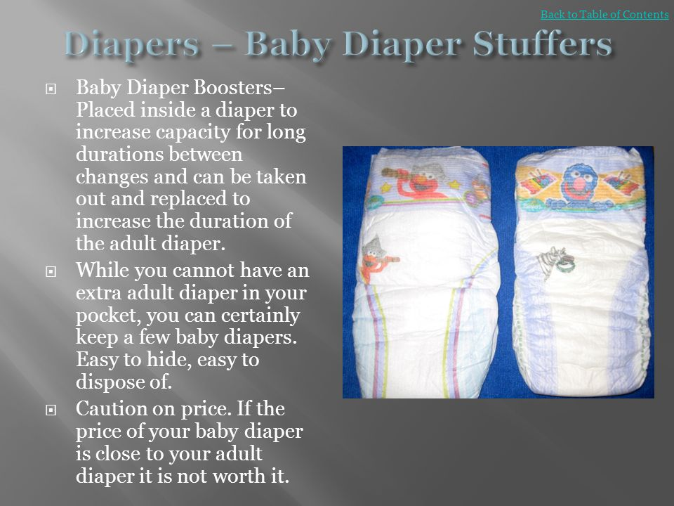 Diapers – Baby Diaper Stuffers