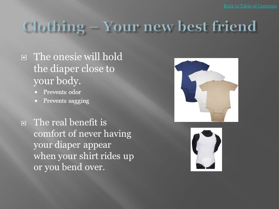 Clothing – Your new best friend