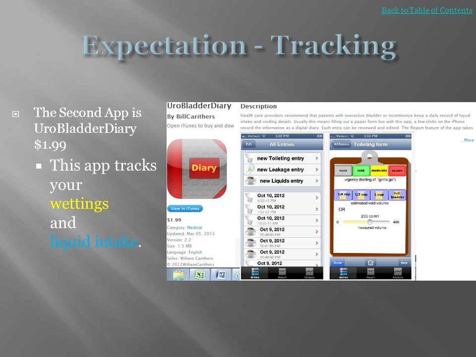 Expectation - Tracking