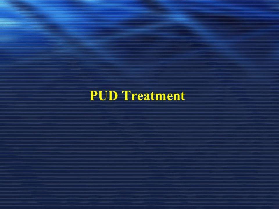 PUD Treatment