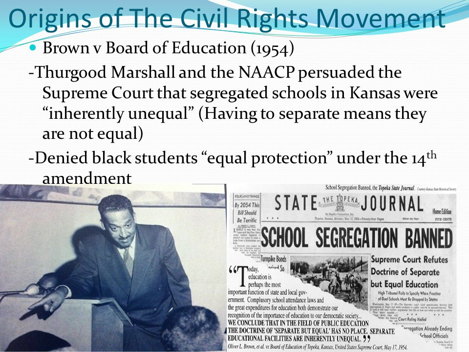 the civil rights movements essay