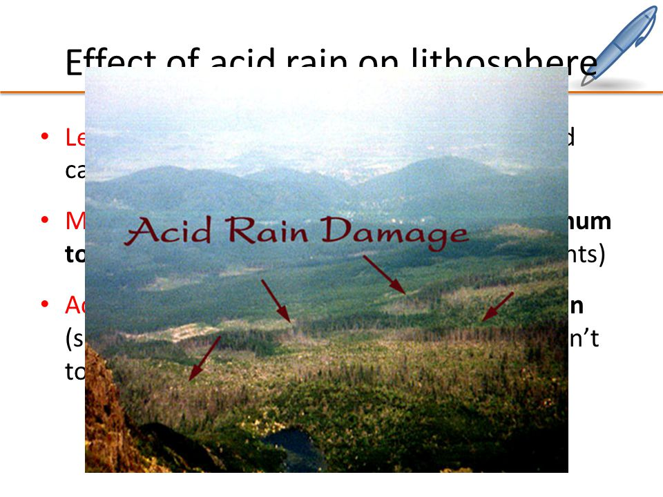 lithosphere and its degradation Land degradation has become one of the primary issues of concern arising from the human interaction with the lithosphere it encompasses soil degradation  its.