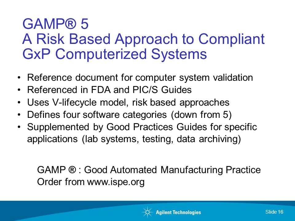 Validation Of Computerized Laboratory Systems Ppt Video