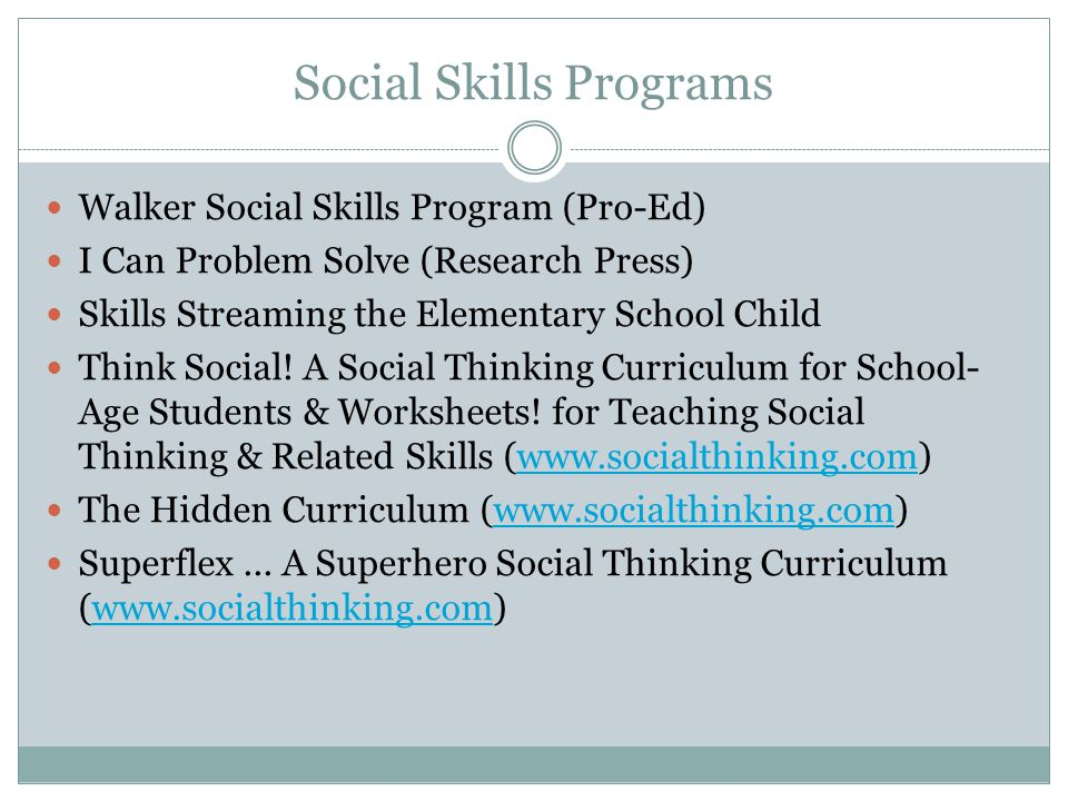 SD PBS Coaches Training ppt download – Social Thinking Worksheets