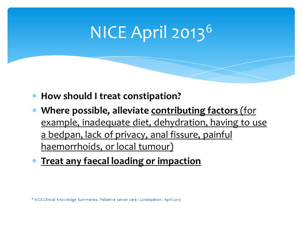 spr topic constipation ppt video online  5 nice