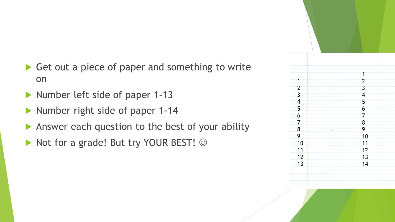 write on a piece of paper online Writing custom papers requires permanent supervision of the process, and you   to buy custom essays online, as tired and desperate students usually write as.