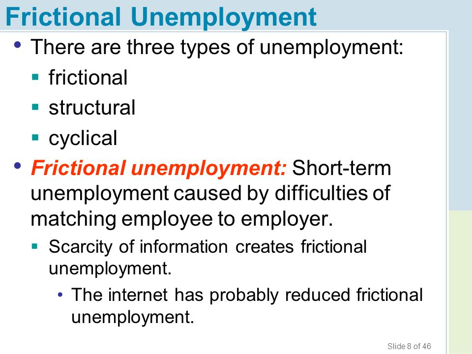 scarcity unemployment Chapter 1 scarcity, choice, and opportunity costs 3 v macroeconomics and microeconomics a) macroeconomics studies economy-wide issues such as total employment and unemployment,.