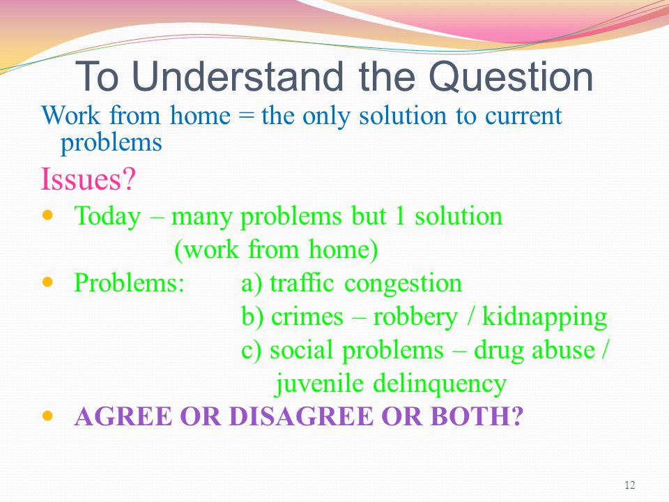 essay writing task workshop ppt  12 to understand the question