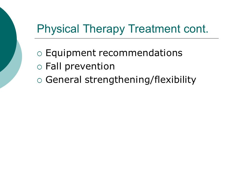 Assessment and Treatment of the Dizzy/Balance Patient with ...