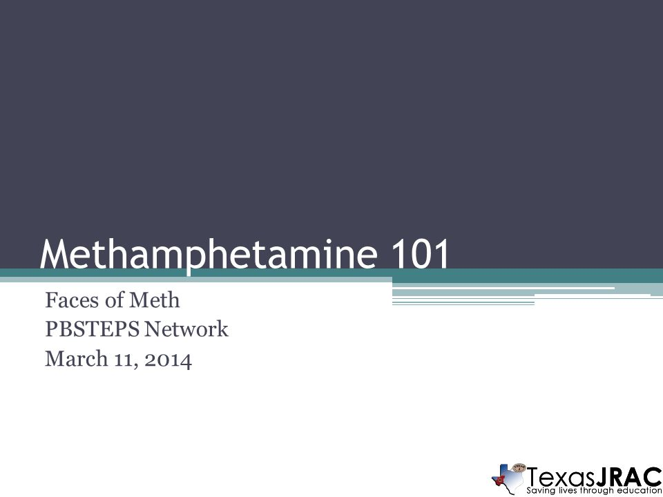 Faces of Meth PBSTEPS Network March 11, 2014