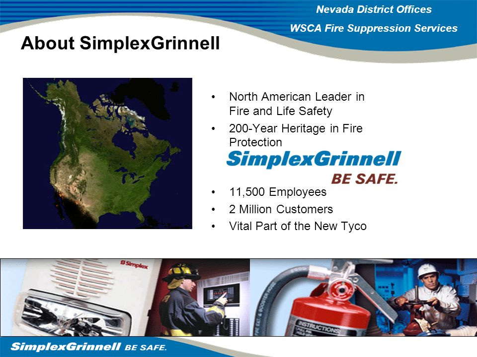 About SimplexGrinnell