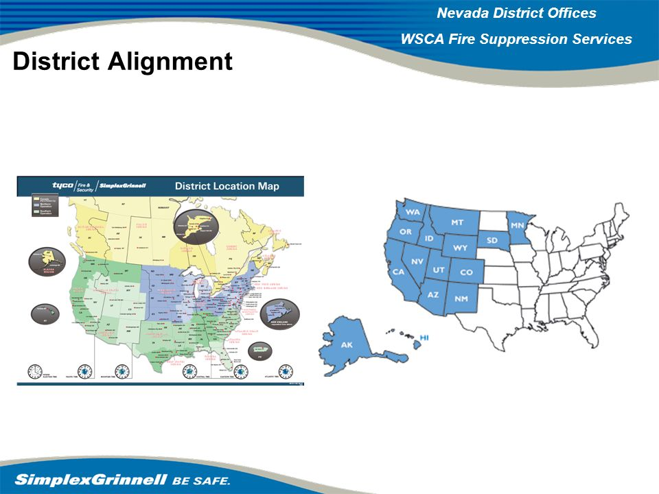 District Alignment