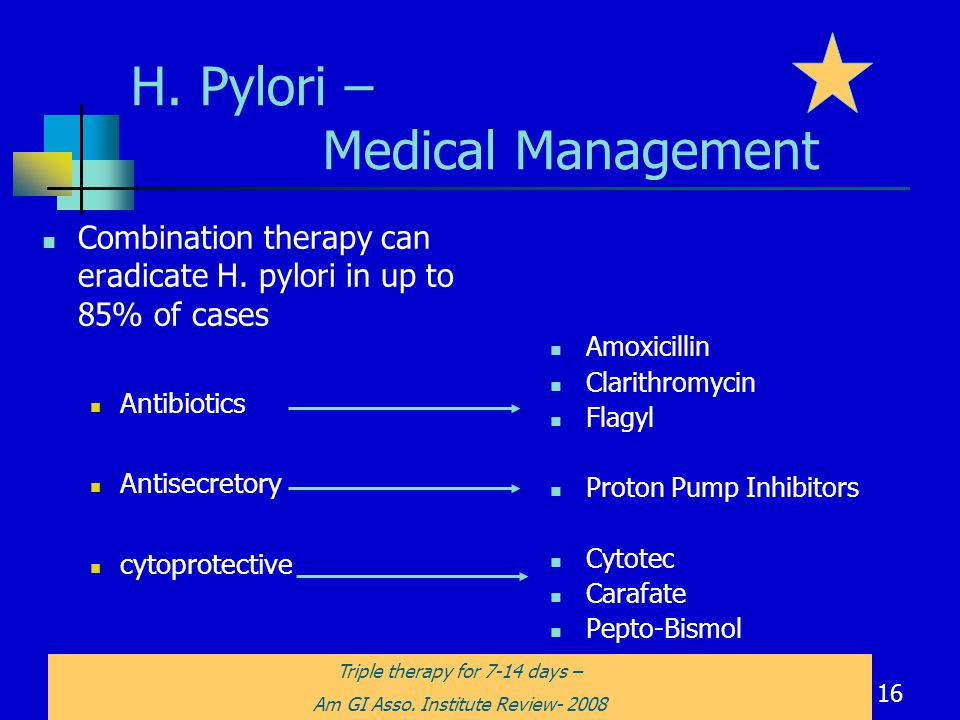 helicobacter pylori therapeutic treatments and post treatment management Infection with helicobacter pylori remains a major healthcare burden  treatment of helicobacter pylori infection has become a challenge in recent years  post.
