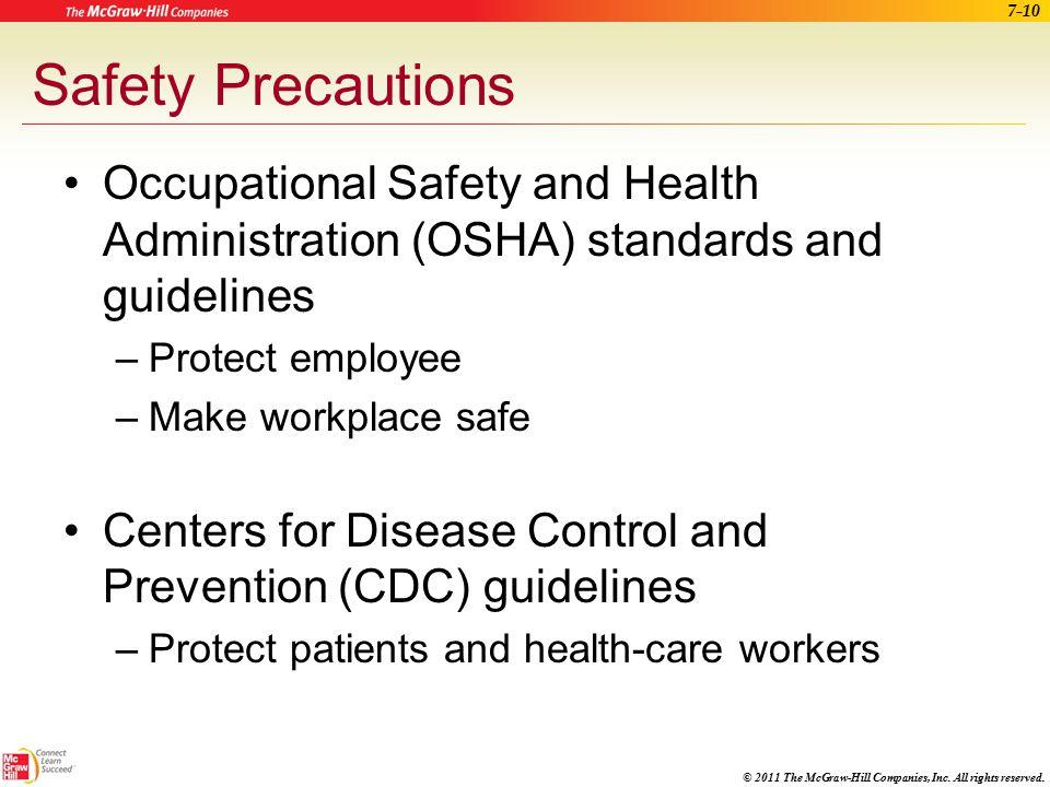 occuopotional safety and health administration osha The occupational safety and health administration (osha) is responsible for the administration and interpretation of issues related to record keeping and safety standards here are links to assist you with these subjects.